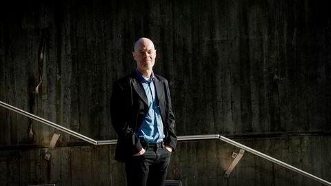 – Jeg forlater en arbeidsplass med utrolig mange flinke folk som jeg er veldig glad i, sier Bjørn Eckblad.