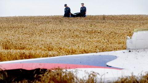 VEDTOK SAKSJONER. EU og USA innfører strengere sanksjoner mot Russland etter nedskytningen av MH17 som kostet 298 menneskeliv. Foto: Maxim Zmeyev, Reuters/NTB Scanpix