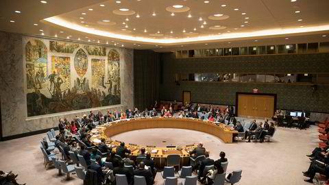USA har blokkert forslag i FN om å etterforske volden Israel har utført på Gazastripen.