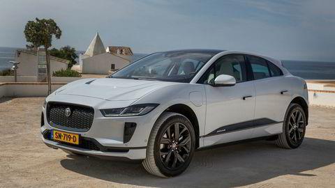 Jaguar I-Pace kommer straks til Norge, hvor den allerede er en stor suksess.