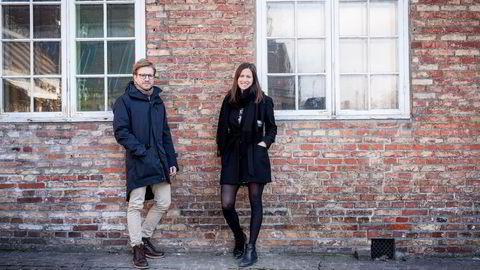 Mats Lyngstad og Marie Mostad er gründerne av Inzpire.me, som kobler instagrammere, bloggere og andre internettkjendiser med annonsører. Siden 2017 har selskapet tapt 5,8 millioner kroner.