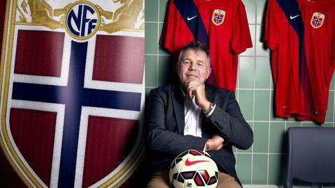 Generalsekretær Kjetil Siem i Norges Fotballforbund går over i ny jobb i FIFA. Foto:
