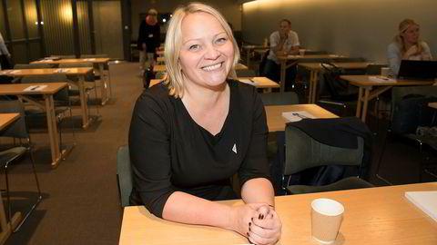 Mona Fagerås og SV vil ha opprydning i barnehagesektoren.
