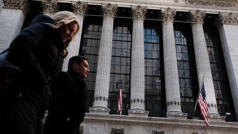 New York Stock Exchange, USA. Foto: Spencer Platt/Getty Images/