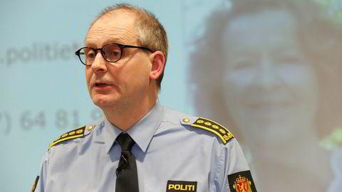 Politiinspektør Tommy Brøske sier det er ny kontakt med de angivelige bortførerne, men at det ikke er lagt frem bevis for at Hagen er i live.