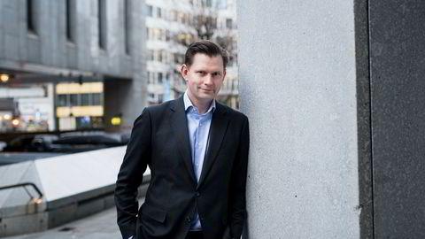 Haakon Jensen gir seg som administrerende direktør i statlige Investinor.