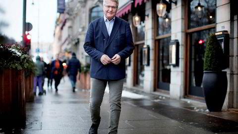 – Min oppgave har vært å tenke Venstre og KrF-tanker, sier Stang.