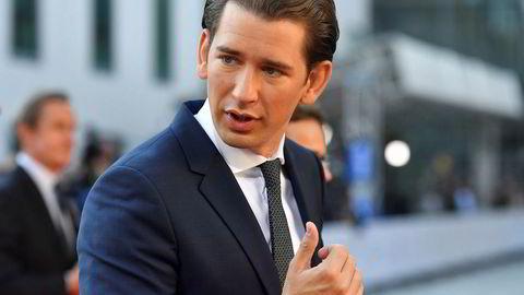 Østerrikes statsminister Sebastian Kurz var onsdag og torsdag vert for et uformelt EU-toppmøte i Salzburg.