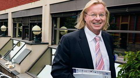 Berge Gerdt Larsen ble frikjent i Lagmannsretten. Foto: Per Thrana
