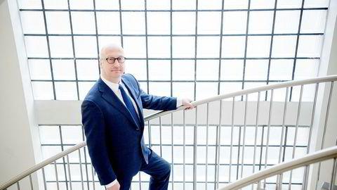 Investeringsdirektør og forvalter Albert Collett, Arctic Fund Management.