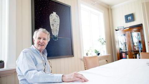 OMSTRIDT. Ya Bank-gründer Svein Lindbak ble valgt inn i styret i mars. Nå skal et eiermøte avgjøre om han er egnet til å ha vervet.                   Foto: