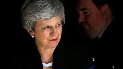 Statsminister Theresa May gir seg ikke og forsøker nok en gang å få parlamentet til å stemme for en brexit-avtale.