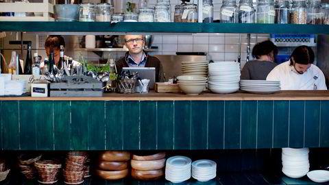 Bondelag, samvirker og myndigheter snakker om selvforsyning og økt norsk matproduksjon – men de sier ingenting om kvalitet, hva som er norsk eller hvorfor norsk er bra, skriver Jon Frede Engdahl, her på Kolonihaven i Oslo. Foto: