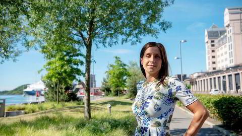 – Tidligere var jeg nok litt bulldoser i lederstilen, men der har jeg blitt bedre, sier Kristina Fritsvold Nilsen, som går fra analyseselskapet Retriever til Amedia.