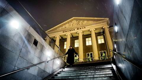Danske Bank beskyldes nok en gang for å ha lagt til rette for hvitvasking av penger i det tidligere Sovjetunionen.