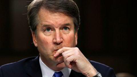 President Donald Trumps kandidat til den ledige høyesterettsplassen, Brett Kavanaugh, får nye anklager mot seg.