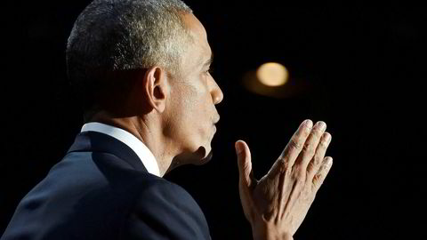 Under Barack Obama har USA mistet hegemoniet i verden, og sluppet Russland og Kina inn på banen.
