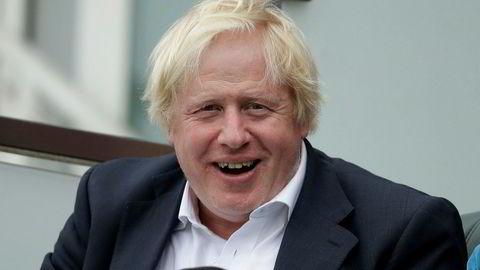 Telefonnummeret og andre private opplysninger til blant annet Boris Johnson ble ved en feil tilgjengelig på nett.