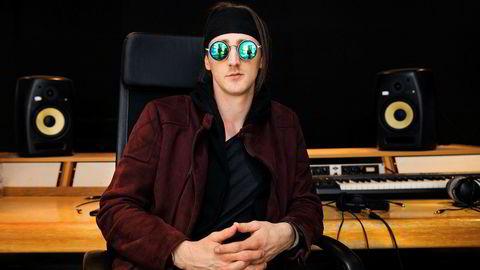 Andreas Haukeland, mest kjent som Tix, har nærmere 200 millioner strømminger i Spotify.