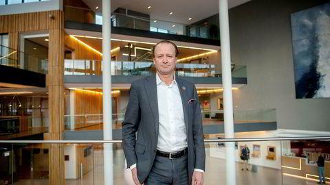 Jan Erik Saugestad, konserndirektør for kapitalforvaltning i Storebrand, forteller til avisen Bloomberg at Storebrand ønsker å fase ut kullinvesteringer.
