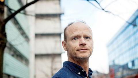 Harald Eia har de siste årene vært programleder i «Brille» på TVNorge.