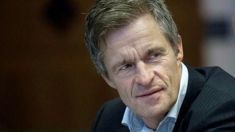 Jan Haudemann-Andersen og hans heleide investeringsselskap Datum har solgt en stor aksjepost i Pareto Bank.