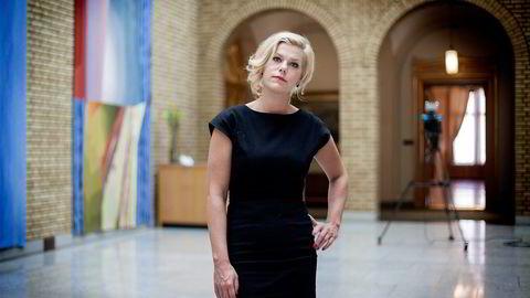 Jette Christensen (Ap) er medlem av kontroll- og konstitusjonskomiteen på Stortinget. Foto: