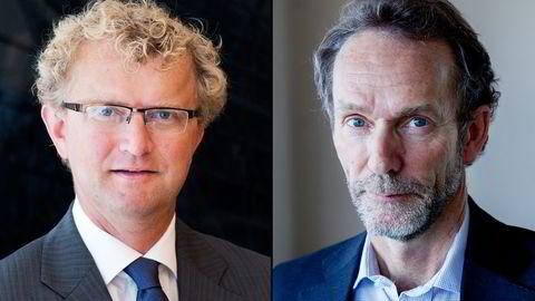 Sjeføkonomene Jan L. Andreassen og Harald Magnus Andreassen ser ingen grunn til å bindre studielånsrenten i tre år.