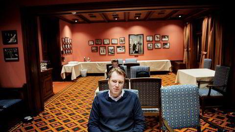Schlumberger-sjef Pål Kibsgaard-Petersen gikk ned i totallønn i fjor, men tjener likevel rimelig godt.