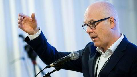 Kringkastingssjef Thor Gjermund Eriksen har krevd inn sin siste lisensavgift. Til neste år finansieres NRK over skatteseddelen.
