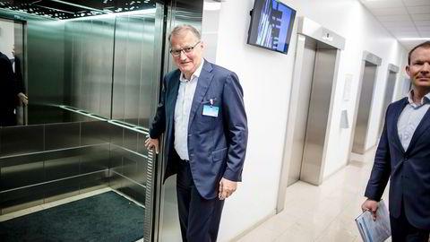 Rune Bjerke mener banken ikke burde hjulpet kundene å opprette selskaper som kunne brukes til å unndra penger fra beskatning. Foto: Gunnar Bløndal