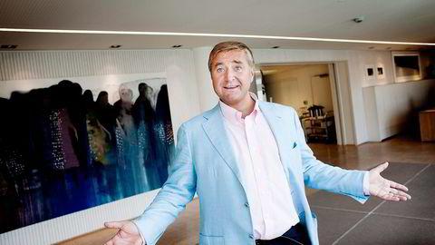 SENDTE BREV. Kistefos-eier Christen Sveaas (bildet) mener Ya Bank-gründer Svein Lindbak er uegnet til å være styremedlem i banken. Foto: Gunnar Lier
