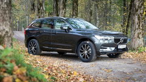 Hybridversjonen av Volvo XC60 går under navnet T8 og vil bli vesentlig dyrere fra og med juli.