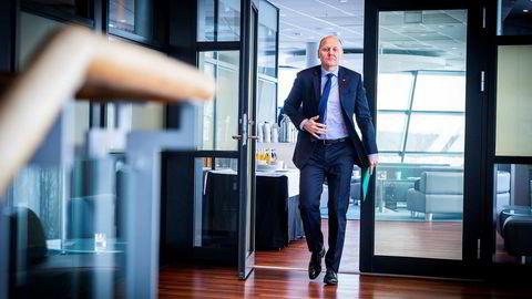 Konsernsjef Sigve Brekke i Telenor er i samtaler om å slå sammen sine asiatiske virksomheter til et av Asias største infrastrukturselskaper.