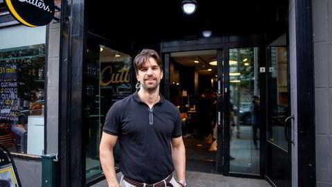 I fjor klippet frisørkjeden Cutters for første gang over én million kunder. – Man blir bare sulten på å gjøre det enda bedre, sier gründer og daglig leder Kristian Solheim.
