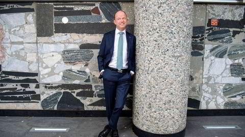 Ole Erik Almlid tar over som sjef i Næringslivets Hovedorganisasjon (NHO).