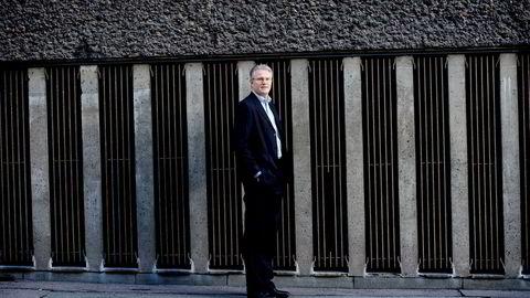 Leif Eriksrød forvalter Alfred Bergs norske aksjefond.