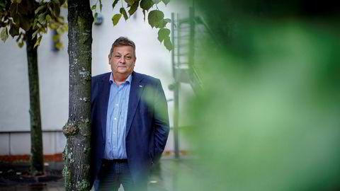 Trond Markussen mener finansbransjen ikke har vært flinke nok til å fortelle om gode jobbmuligheter for å få inn flere kvinner.