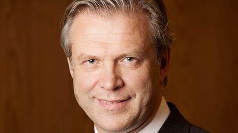 John Knudsen var sjef på motorfabrikken i Bergen inntil han overtok jobben i M&R tidligere i år