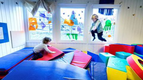 Barnehage er i for de aller fleste barn en positiv opplevelse.