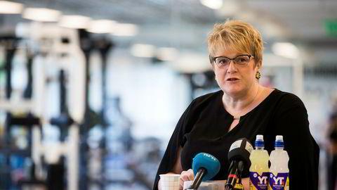 Kultur- og likestillingsminister Trine Skei Grande (V) mener bymiljøavtalene har vært en suksess.
