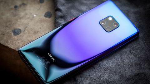 Huawei Mate 20 Pro er den beste smarttelefonen hittil.