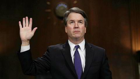President Donald Trumps kandidat til høyesterett Brett Kavanaugh er anklaget av tre kvinner for seksuelle overgrep.