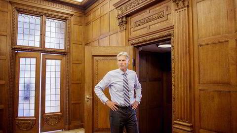 Norske Thomas Borgen gikk av som toppsjef i Danske Bank i fjor som følge av hvitvaskingsskandalen som ryster banken.