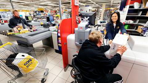 Postbokser ved for eksempel Post i butikk vil kunne sørge for at folk kan hente post oftere enn de får posten levert på døren.