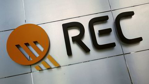 Rec Solar produserer og leverer solcellepaneler og -installasjoner, en stadig voksende industri globalt.