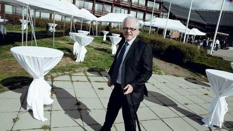 Administrerende direktør i Oslo Børs-noterte Questerre, Michael Binnion, har lidd et papirtap på nesten 100 millioner kroner etter en beinhard sommer for selskapet.