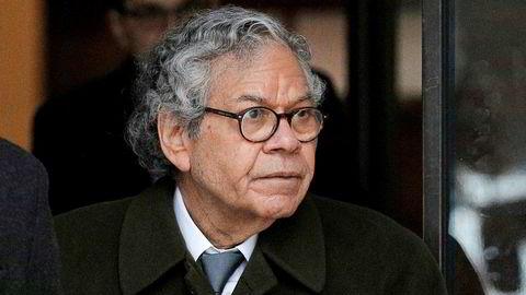 Tidligere toppsjef i Insys Therapeutics, John Kapoor, risikerer opptil 20 år i fengsel etter at han i mai ble dømt for korrupsjon og kriminell sammensvergelse.