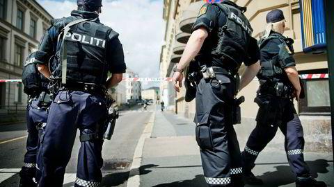 De fleste politifolk begynte i politiet fordi de ønsker å hjelpe enkeltpersoner, skriver artikkelforfatterne.
