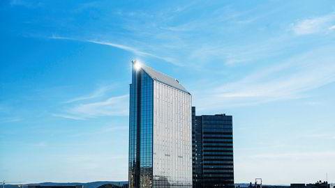 Storhotellet Radisson Blu Plaza Hotel i Oslo er ett av nærmere 400 hoteller i Radisson-kjeden som nå er lovet ytterligere en milliard fra deres kinesiske storeier.
